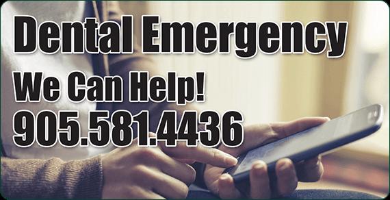 Dentist Oakville - Burloak Centre Dentistry - Dental Emergency