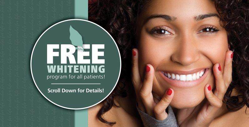 Dentist Oakville - Burloak Centre Dentistry - Free Whitening