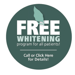 Patient Experience Oakville - Free Whitening for All Patients