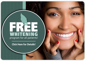 Dentist Oakville - Burloak Centre Dentistry - Free Whitening