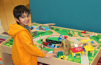 Dentist Oakville - Burloak Centre Dentistry -  Office Photo Kidzone 05