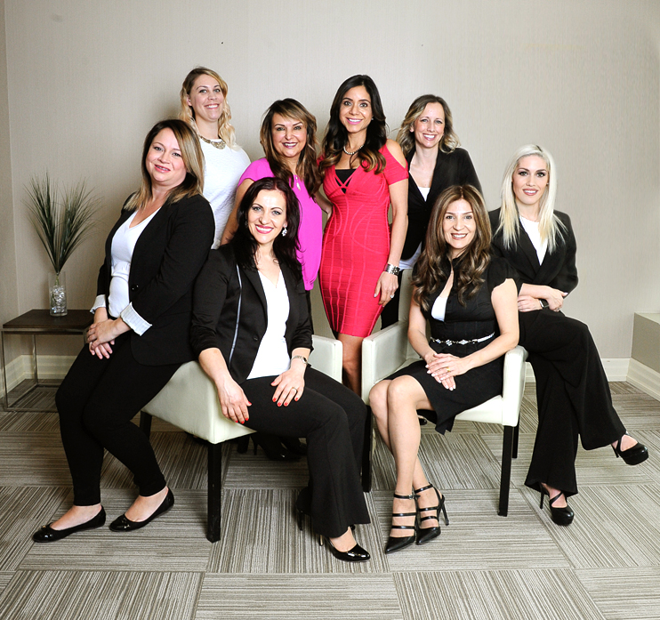 Dentist Oakville -  Team Picture